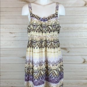 Sonoma~ Large Dress 100 % Cotton